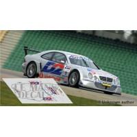 Mercedes CLK DTM - Temporada 2001 nº2