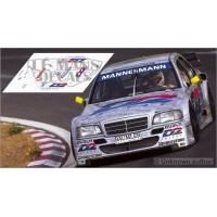 Mercedes C Klasse DTM - Temporada 1995 nº14