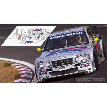 Mercedes C Klasse DTM - Season 1995 nº14