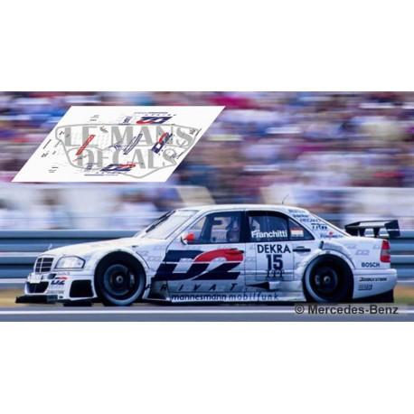 Mercedes C Klasse DTM - Season 1995 nº15