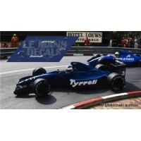 Tyrrell 018  - Monaco GP 1989 nº3