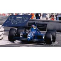 Tyrrell 018  - Monaco GP 1989 nº4
