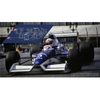Tyrrell 019  - Monaco GP 1990 nº3