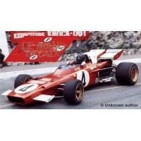 Ferrari 312 B - GP Monaco 1971 nº4