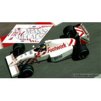 Arrows A11 NSR Formula Slot - GP Monaco 1990 nº9