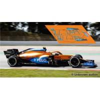 McLaren MCL35M Policar Slot - GP España 2021 nº4