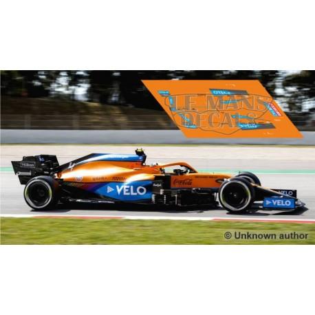 McLaren MCL35M Policar Slot - Spanish GP 2021 nº4