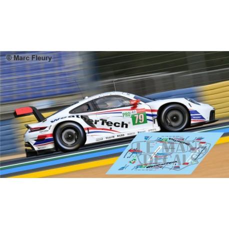 Porsche 991 RSR - Le Mans 2021 nº79