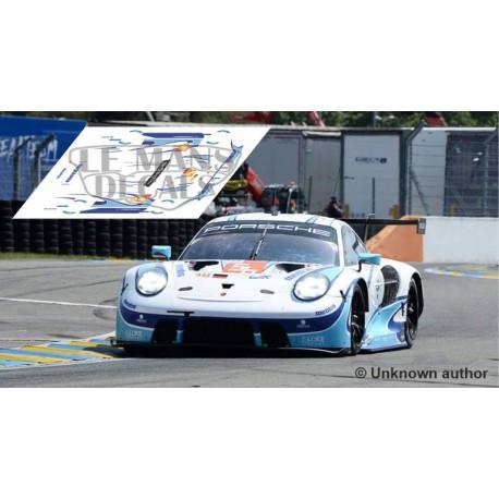 Porsche 991 RSR - Le Mans 2021 nº56