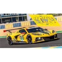 Corvette C8R - Le Mans 2021 nº63
