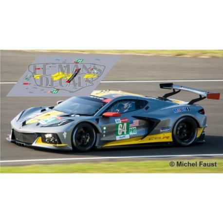 Corvette C8R - Le Mans 2021 nº64