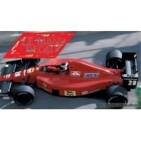 Ferrari 640 Scaleauto Slot - GP Monaco 1989 nº28