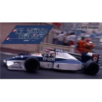 Tyrrell 019 Scaleauto Slot - Monaco GP 1990 nº4