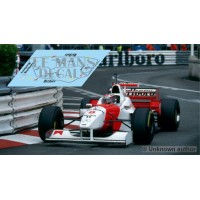 McLaren MP4/11 Scaleauto Slot - Monaco GP 1996 nº8