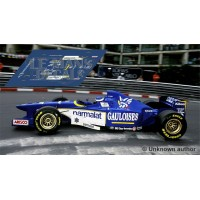 Ligier JS43 Scaleauto Slot - GP Monaco 1996 nº9