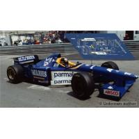 Ligier JS43 Scaleauto Slot - Monaco GP 1996 nº10