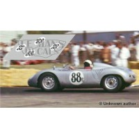 Porsche 718 RSK - Santa Barbara 1961 nº88