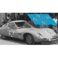 DB Deutsch Bonnet HBR  - Le Mans 1960 nº56