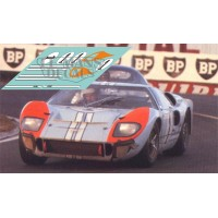Ford MkII - Le Mans 1966 nº 1